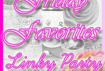 Linky Parties / by Brenda Culliton
