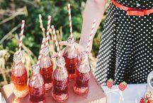 50's theme wedding ideas / by Orlando Wedding & Party Rentals