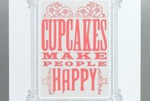 Food: Cupcake Love / by Keri Comeroski