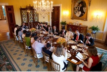 Bibi, Brits And Beers / March At The White House / by Talking Points Memo