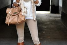 Outfit ~ Brown/Tan boots / by Jaci Mathes