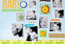 Design: Scrapbook / by Liz Moffat