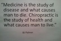 Chiropractic stuff / by Christie Holzworth