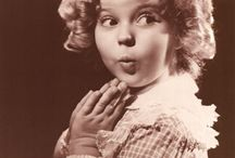 SHIRLEY TEMPLE / by Susan Kamrowski