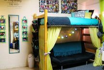 Dorm ideas/college life / by Micah Cox