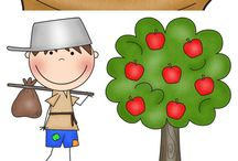 APPLE THEME / Apple learning activities, crafts, ideas, printables and resources for young children in your preschool, pre-k, or kindergarten classroom. Science, math, literacy, fine motor and more! Visit me at www.pre-kpages.com for more inspiration for early childhood education! / by Vanessa @pre-kpages.com