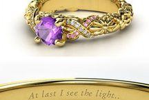 Jewelry / by Kimberly Fulgaro