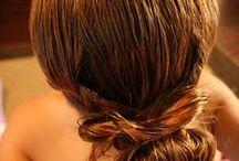 girls hair / by Marianne Hutchins-Mejia