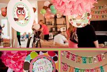 Birthday Parties / by Sammie Arentz