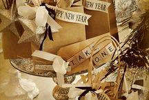 New Year's / by Patti Palilla