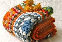 Woolly & Fabric Stuff / Crochet, felt, sewing, textile inspiration / by Vanessa Robson
