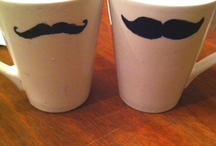 My fetish with coffee mugs / by Briana Widmark