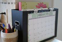 Organization: it's key! / by MaKenzie Lievers