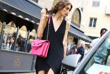 Street Style Snaps / by CHROMATICgallerie