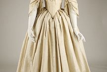 1845 evening dress / by Leimomi Oakes