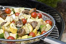Food: Grilling / by Christine Butler