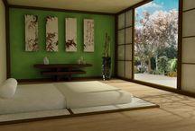 HOUSE Gabes room / by Melinda Jessie