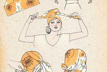 Heard scarfs / by Breonna Abair-Blake