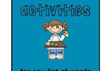 Education & Teaching / by Kayla Bosley