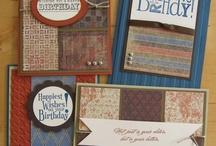 DIY - kaarten, man / by Els Bijwaard