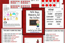 Assorted Math Resources / by Tricia Stohr-Hunt