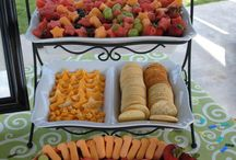 Party foods / by Debbie Thornton