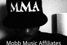 Mobb Music Affiliates / Local rap artist out of MN / by Mobb Music Affiliates MMA