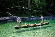 Fishing / by Tom Thorson