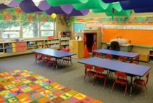 Classroom Quirks - Decor / by Rose