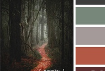 Decorating Ideas / Color palettes, decorating tips, example rooms, etc. / by Olivia Marsh