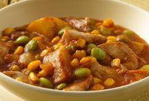 Soup, Stews / by Joyce Fiorito