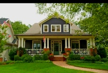 Craftsman Style Exteriors / by Melissa G