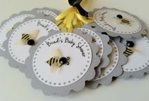 bumble bee baby shower / by Angi Hodge