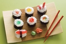 Cute food ideas / Food and cute things that u can make out of food  / by Gabi Gums