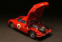 Ferrari 250 Berlinetta Le Mans / by Ant Stevens