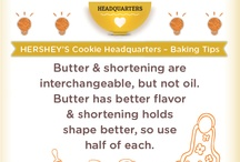 HERSHEY'S Baking Tips  / by HERSHEY'S Chocolate