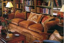 Home Sweet Home: Library / by Kelley *