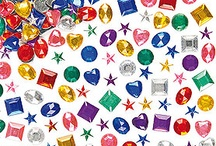 Embellishments / These are all the pretty little things that will add extra pizazz and interest to your crafts / by Baker Ross