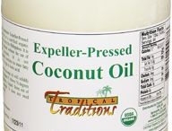 Coconut Oil / by Cyndy Bunn