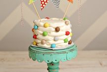 Cake toppers / by Birthday Cakes 4 Free