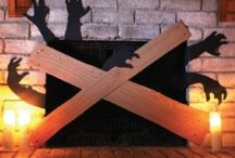 Fireplace decor / Decor for fireplace / by Tricia MacKinnon