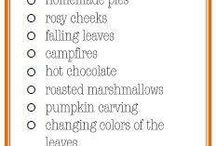 Fall! / by Courtney Aarsheim