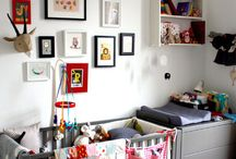 Delilah's room / Cute ideas for a 5 year olds big girl bedroom. / by Charlotte
