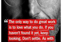 True Words / by Michael J. Rebelein