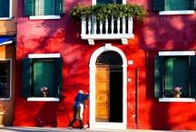 The colors of Venezia / by Rebecca Plotnick