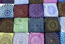 Fabric = Happiness!! / by Amanda Rudnick