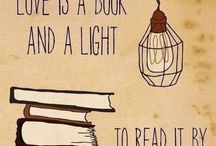 """Literature ❤ / """"Love is a book and a light to read it by...""""  A collection of literature, quotes & biographies of wonderful different authors.   / by Magical Velvet"""