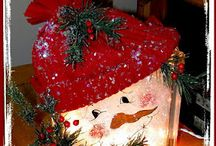 Christmas Crafts / by Donna Staton