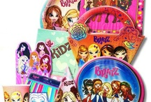 Bratz Birthday Party Ideas, Decorations, and Supplies / Bratz Party Supplies from www.HardToFindPartySupplies.com, where we specialize in rare, discontinued, and hard to find party supplies. We also carry several of the more recent party lines.  / by Hard To Find Party Supplies