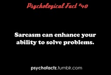 psychological facts  / by Heather Gentner